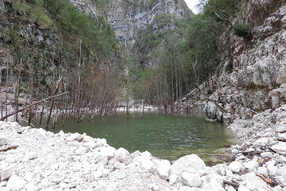 Attraversamento del fiume Barhal Çayı (Yusufeli, Turchia) - Saverio Romeo, Università di Perugia